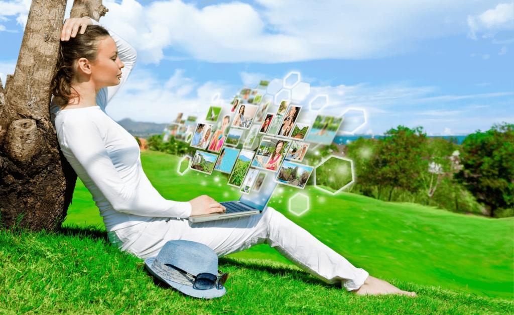 фотографии в онлайн-бизнесе
