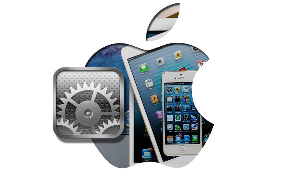 ремонт «Apple»